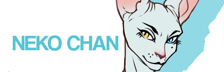 Neko Chan Blog update