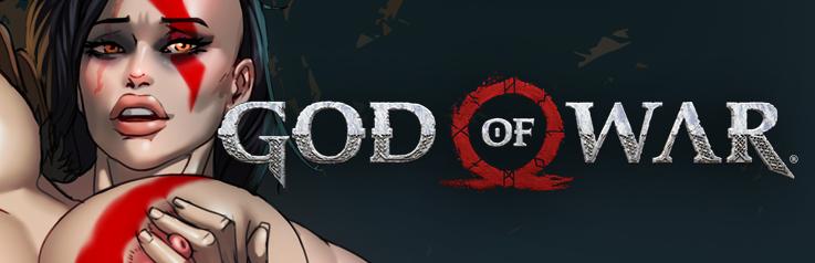 God of War fem Kratos Commission